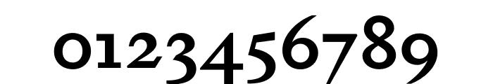 DapiferStencil Semibold Font OTHER CHARS
