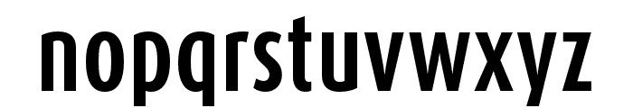 Dax Pro Wide Bold Font LOWERCASE