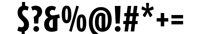 Dax Pro Wide Extrabold Font OTHER CHARS