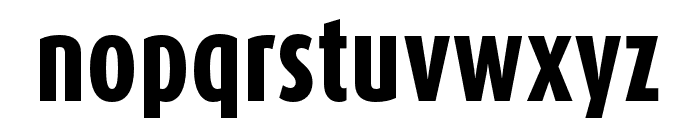 Dax Pro Wide Extrabold Font LOWERCASE