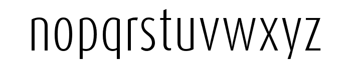 Dax Pro Wide Light Font LOWERCASE