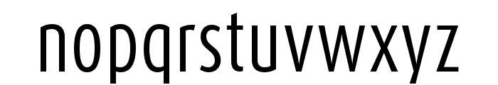 Dax Pro Wide Font LOWERCASE