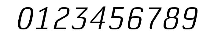 DefaultGothic OT AGaugeItalic Font OTHER CHARS