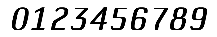 DefaultGothic OT CGaugeItalic Font OTHER CHARS