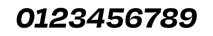 Degular Display Bold Italic Font OTHER CHARS