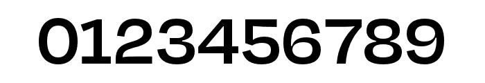 Degular Display Semibold Font OTHER CHARS
