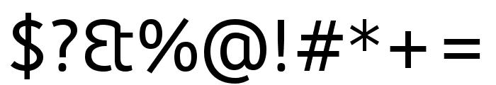 DejaRip Bold Italic Font OTHER CHARS