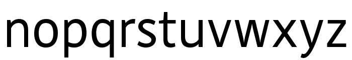 DejaRip Bold Italic Font LOWERCASE
