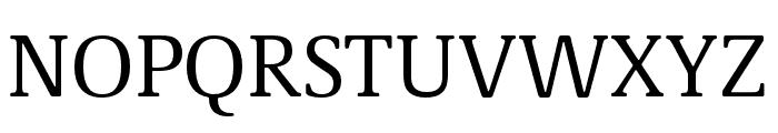 Demos Next Pro Cn Font UPPERCASE