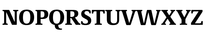 Demos Next Pro Heavy Font UPPERCASE