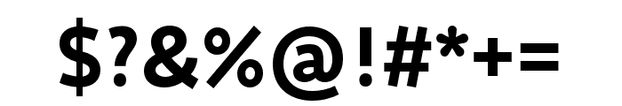 Deva Ideal Ideal Medium Font OTHER CHARS