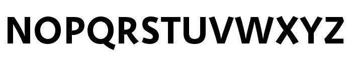 Deva Ideal Ideal Medium Font UPPERCASE