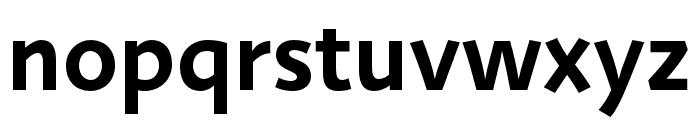 Deva Ideal Ideal Medium Font LOWERCASE