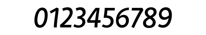 Deva Ideal Ideal Regular Italic Font OTHER CHARS