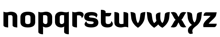 Diavlo Black Font LOWERCASE
