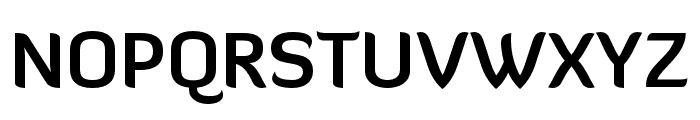 Diavlo Bold Font UPPERCASE