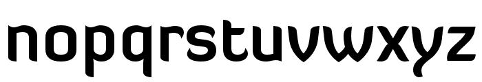Diavlo Bold Font LOWERCASE