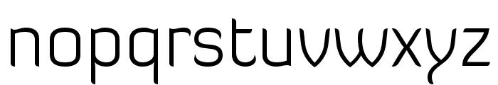 Diavlo Light Font LOWERCASE