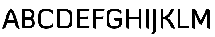 Diavlo Medium Font UPPERCASE
