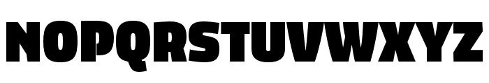 DicSans Black Font UPPERCASE