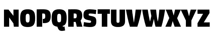 DicSans ExtraBold Font UPPERCASE