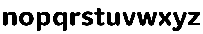 Dita Cd Bold Font LOWERCASE