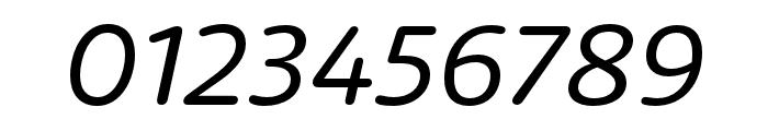 Dita Italic Font OTHER CHARS