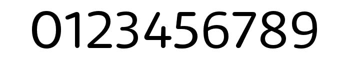 Dita Regular Font OTHER CHARS