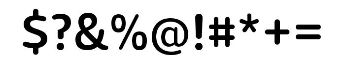 Dita Wd Medium Font OTHER CHARS