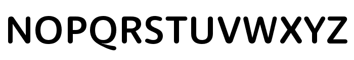 Dita Wd Medium Font UPPERCASE