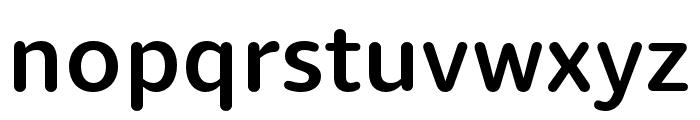 Dita Wd Medium Font LOWERCASE