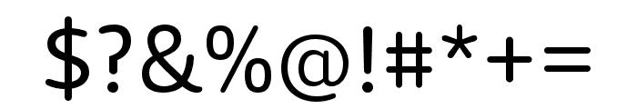Dita Wd Regular Font OTHER CHARS