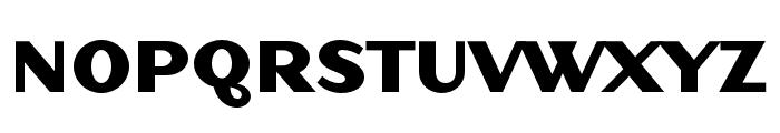 Dogma OT ScriptBold Font UPPERCASE