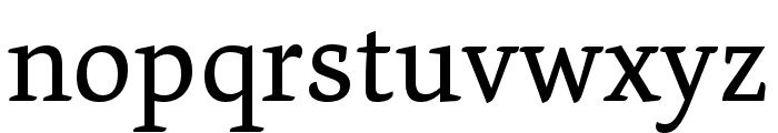 Dolly Pro Regular Font LOWERCASE