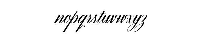 DomLovesMary Pro Regular Font LOWERCASE