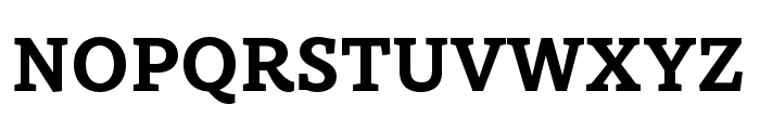 Dovetail MVB Bold Font UPPERCASE