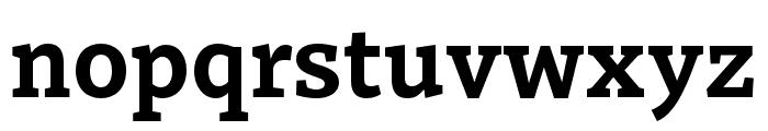 Dovetail MVB Bold Font LOWERCASE