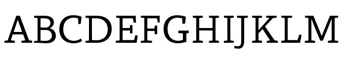 Dovetail MVB Regular Font UPPERCASE