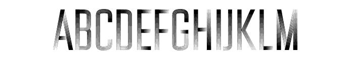 DreamTeam Thicker Italic Font UPPERCASE