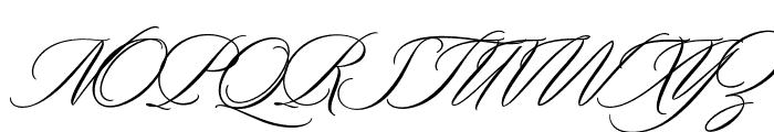 Duende Light Pro Light Font UPPERCASE