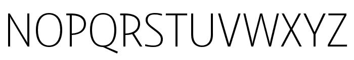 Dulcian Cond Light Font UPPERCASE