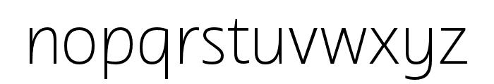 Dulcian Cond Light Font LOWERCASE