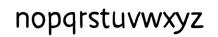 Duper Pro Regular Font LOWERCASE