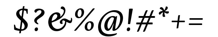 Edita Bold Font OTHER CHARS