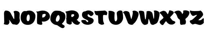 Eds Market Main Script Regular Font LOWERCASE