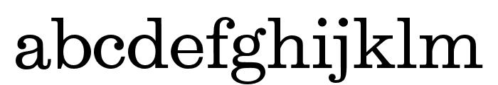 Egizio T Ro1 Regular Font LOWERCASE