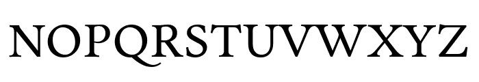 Elmhurst BoldItalic Font UPPERCASE