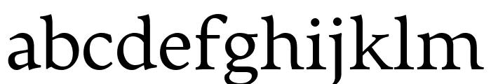 Elmhurst BoldItalic Font LOWERCASE