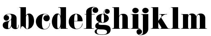 EloquentJFSmallCapsPro Regular Font LOWERCASE