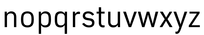 Embarcadero MVB Pro Regular Font LOWERCASE